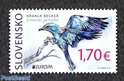 Europa, bird 1v