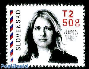 President Zuzana Caputova 1v