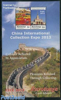Rarotonga, China exposition s/s