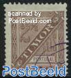 Newspaper stamp 1v (perf. 11.5)