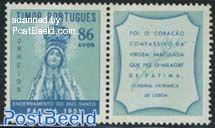 Holy year in Fatima 1v+tab