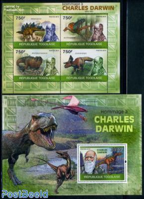 Charles Darwin 2 s/s