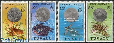 Coins 4v