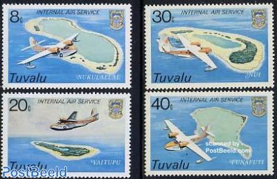 Internal air service 4v