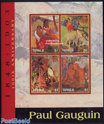 Paul Gaugin 4v m/s, Nafea Faa Ipoipo