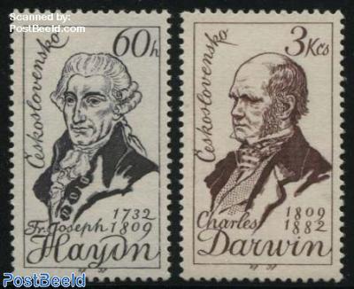Haydn, Darwin 2v