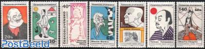 Caricatures 7v