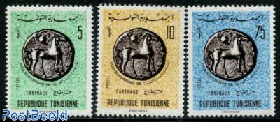 Carthago coin 3v