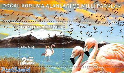 National Park Sultan Sazligi s/s