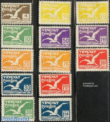Airmail, Albatros 13v