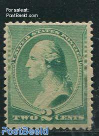 Searchresult PostBeeld George Washington Red 2 Cent Stamp Series