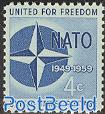 10 years NATO 1v