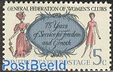 Womens clubs federation 1v