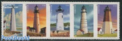 Lighthouses 5v s-a