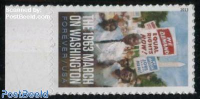 The 1963 March on Washington 1v s-a