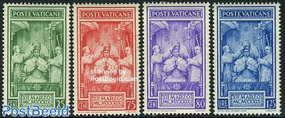 Coronation of Pope Pius XII 4v