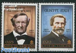 G. Verdi & R. Wagner 2v