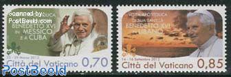 Pope Benedict XVI 2v