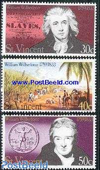 W. Wilberforce 3v