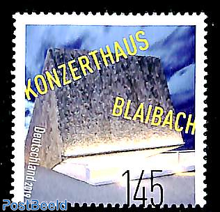 Concert Hall Blaibach 1v
