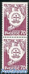 Uppsala church council booklet pair