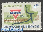 YMCA 1v