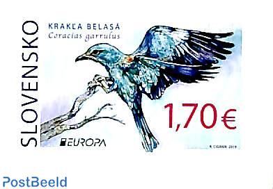Europa, bird 1v s-a