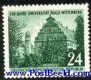 University Halle-Wittenberg 1v