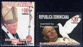 Pope John Paul II 2v
