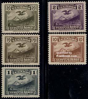 Airmail 5v