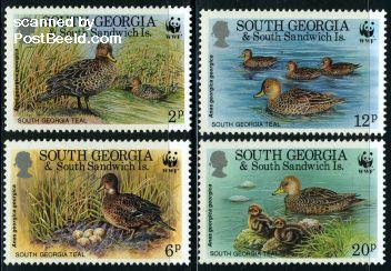 WWF, ducks 4v