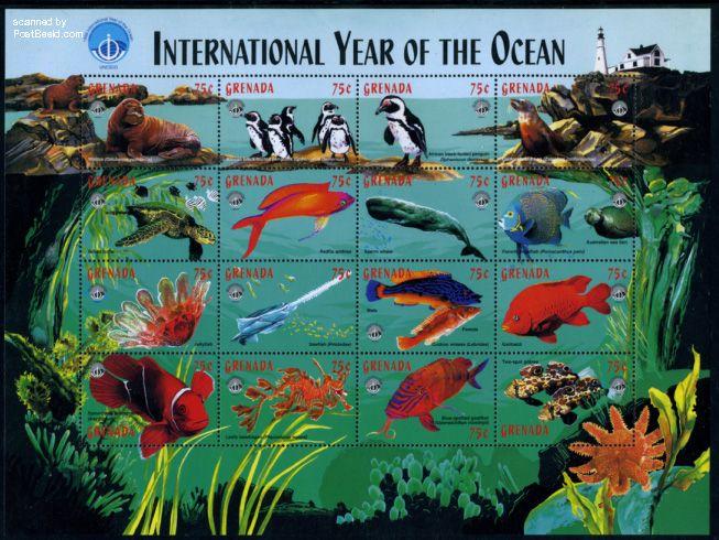 Int. ocean year 16v m/s