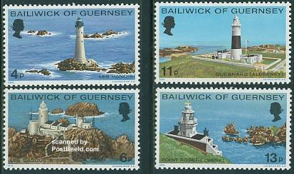 Lighthouses 4v