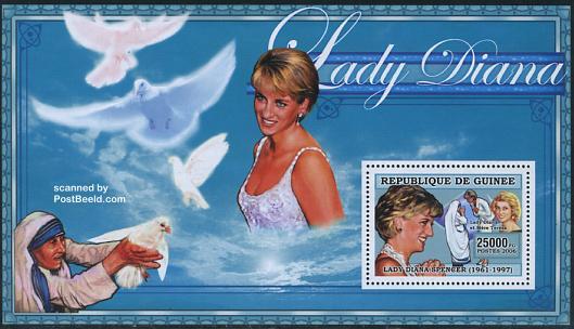 Lady Diana s/s