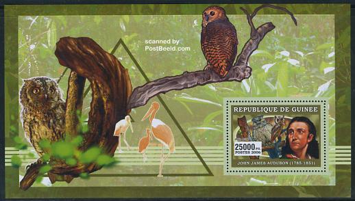 J.J. Audubon s/s
