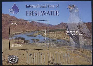 Fresh water s/s