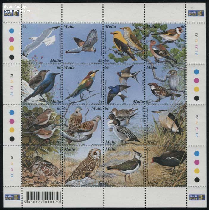 Birds 16v m/s