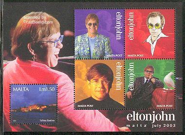 Elton John s/s