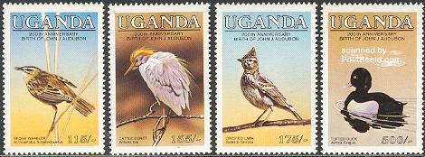 J.J. Audubon 4v