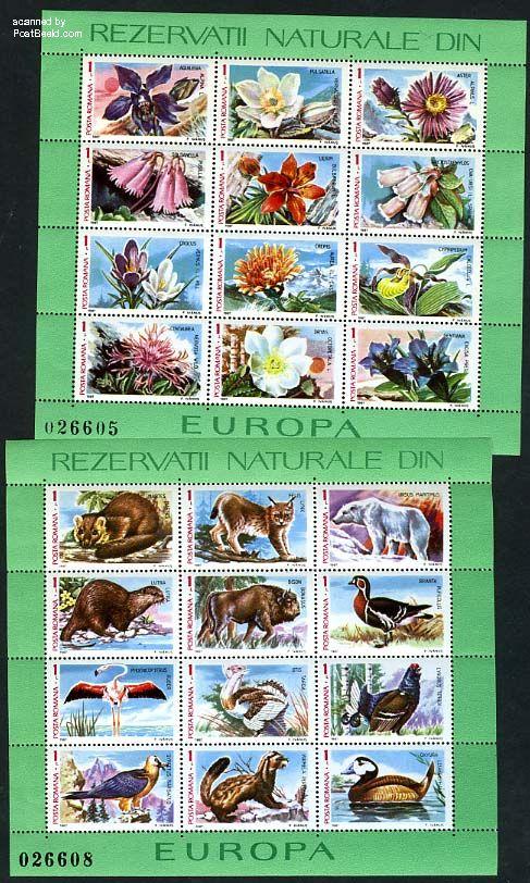 European flora & fauna 2x12v m/s